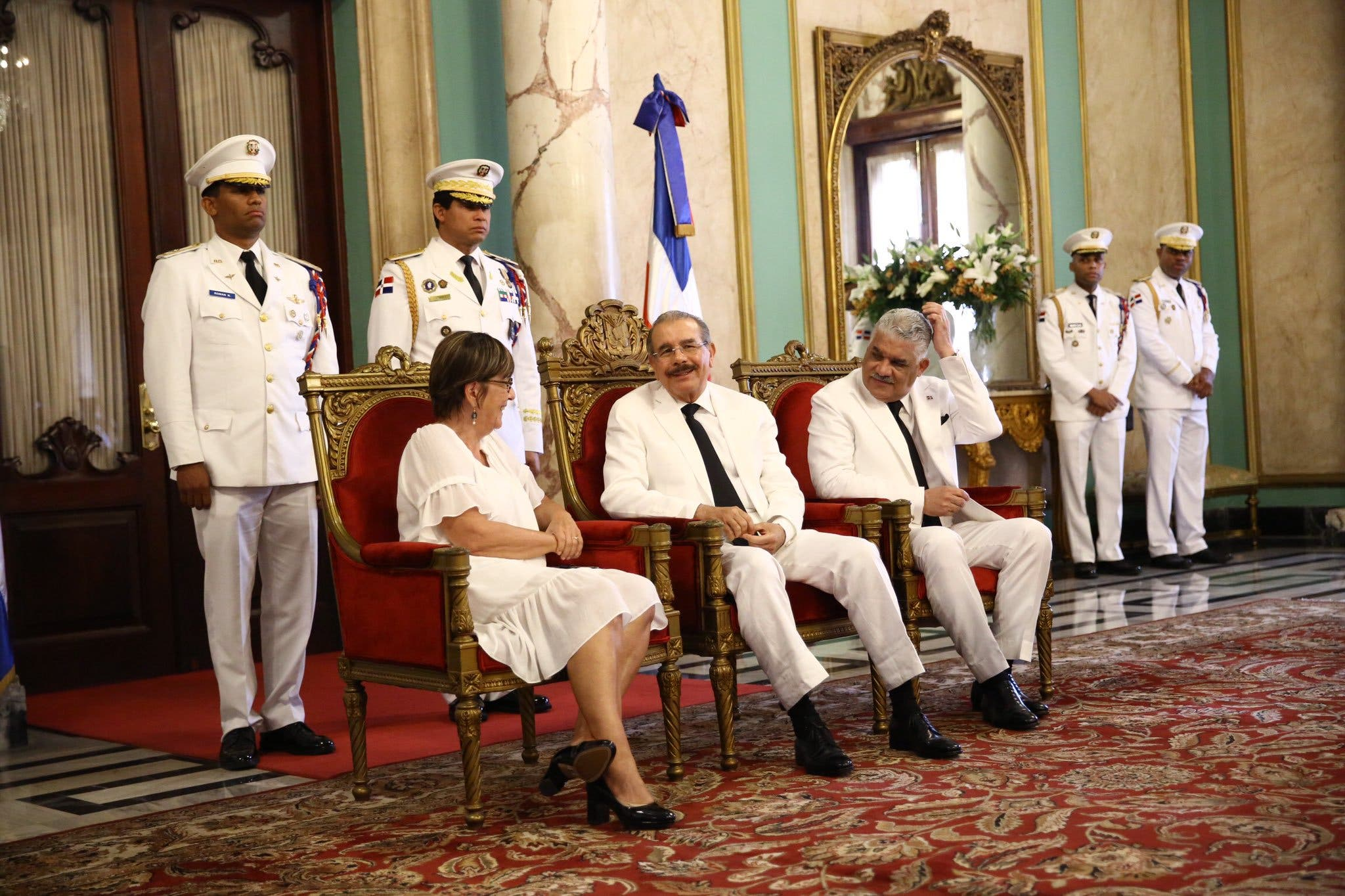 Presidente Medina: «Prefiero esperar que la Junta termine»