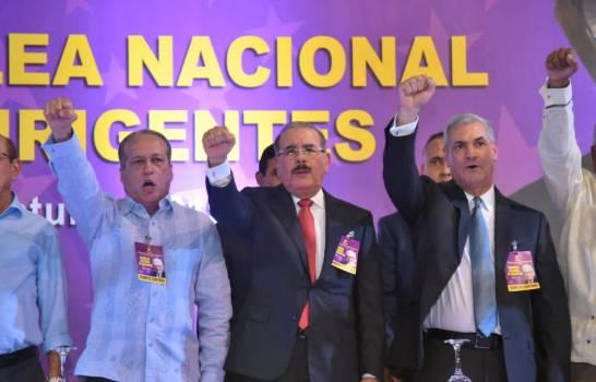 Reinaldo Pared asume presidencia del PLD y convoca al Comité Político para este jueves