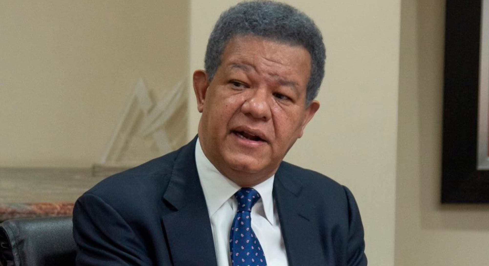 Leonel insiste auditoría forense debe contar con una comisión internacional y técnicos de precandidatos