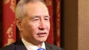 Llegó al país el  vice primer ministro chino  Liu He.