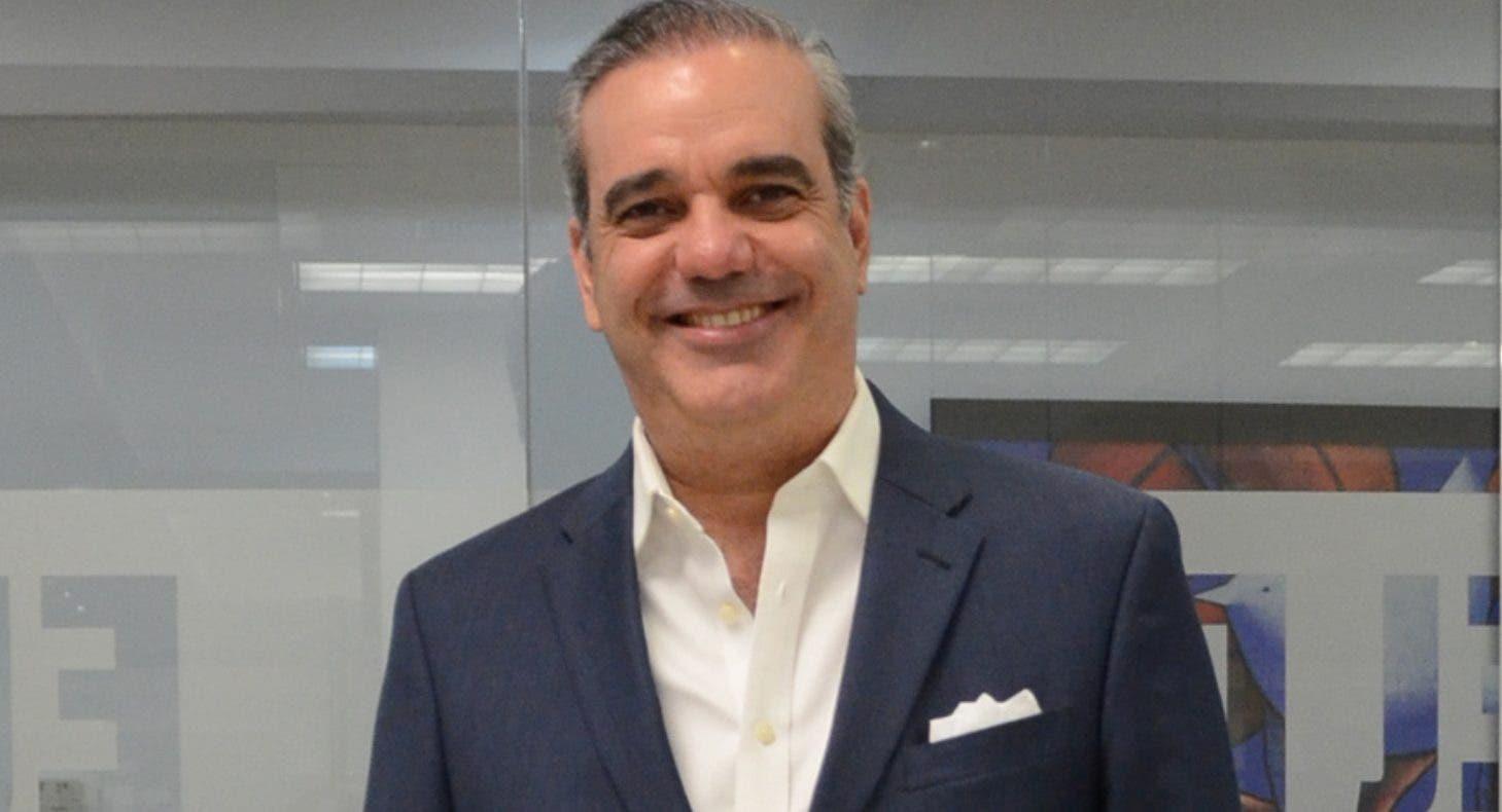 Luis Abinader será proclamado formalmente como candidato presidencial del PRM.