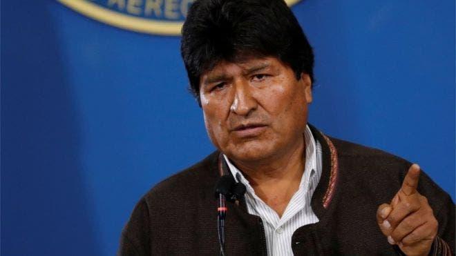 Morales llamó al diálogo a los partidos que obtuvieron representación parlamentaria.