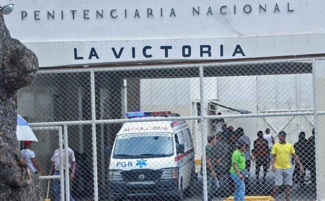 Cuatro presos de cárcel La victoria han dado positivo al Covid-19