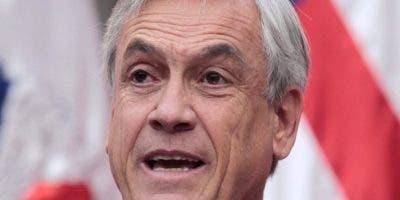 Sebastián Piñera autoriza modificar la Constitución.
