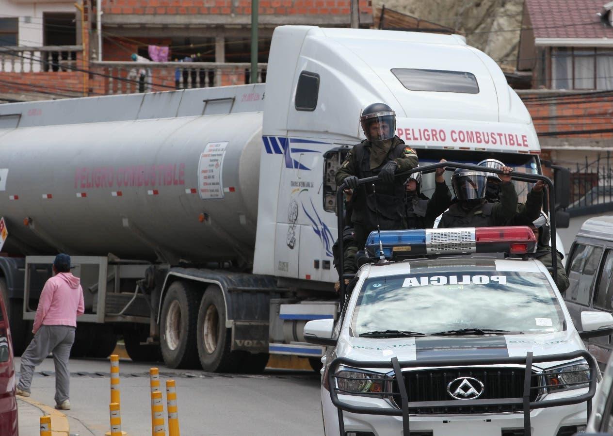 Muertos en operativos para reabastecer el gas en Bolivia