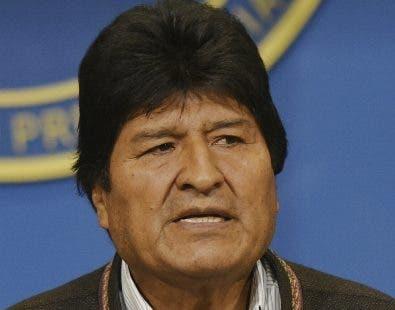 Evo Morales es inhabilitado a ser candidato a senador en Bolivia