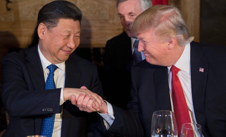 Los presidentes Donald Trump y Xi Jinping se reunirán para firmar el convenio comercial.