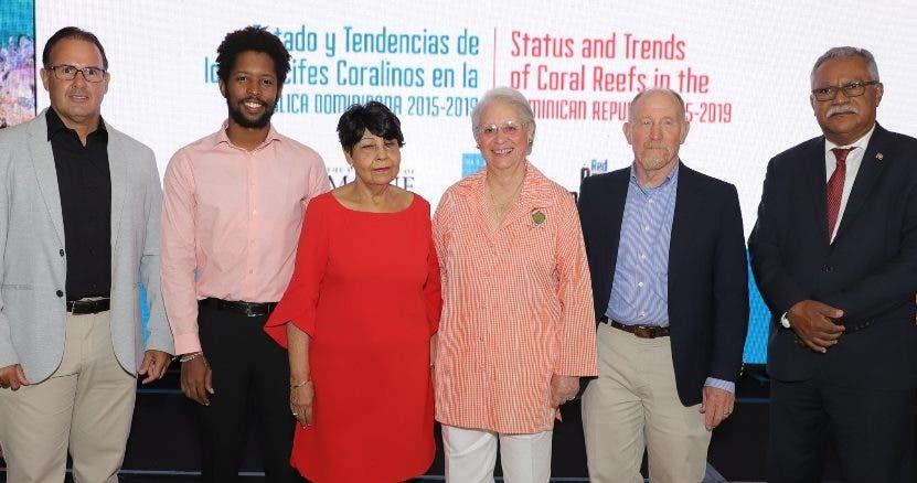 La Fundación Propagas y sus aliados con reporte nacional sobre arrecifes