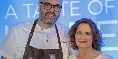 Carlos García y Rosa Elcarte.