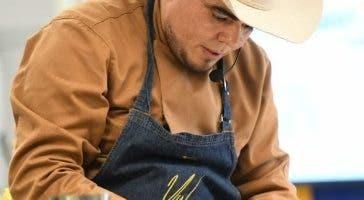 Yulián Téllez, conocido como  Yul El Cocinero Llanero.