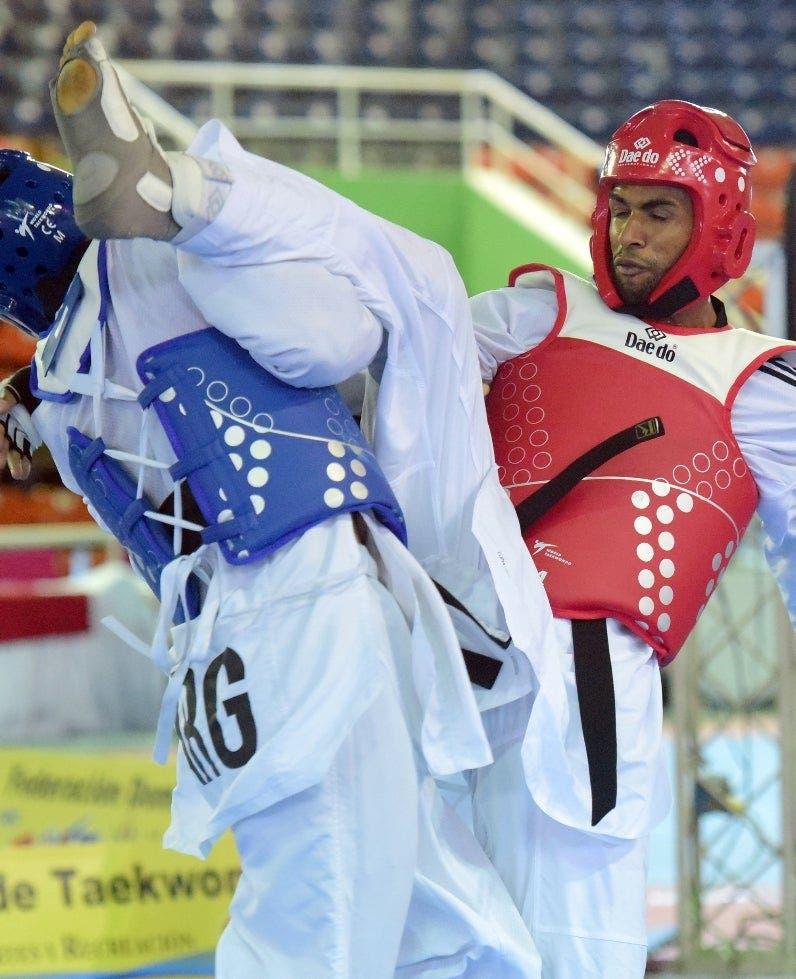 Moisés Hernández, buen candidado a los Juegos Olímpicos.