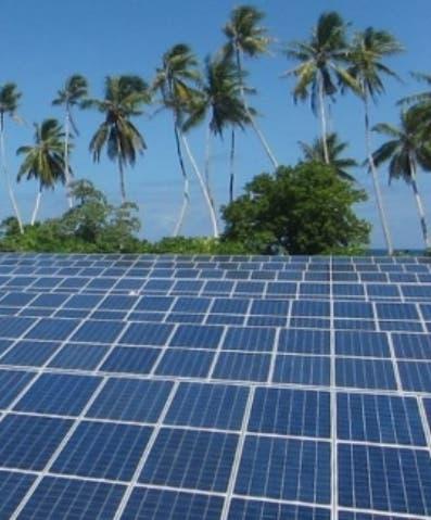 Nuevo parque solar dará energía a 80,000 personas