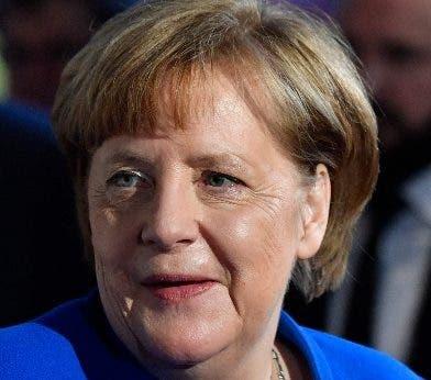 Merkel pide que se preserve a la OTAN