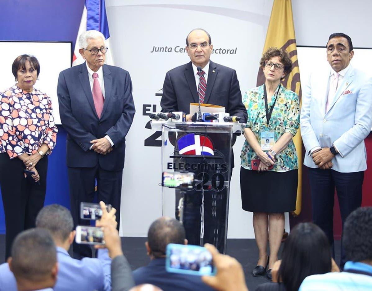 Las candidaturas municipales serán recibidas en las juntas electorales el  3 de diciembre.