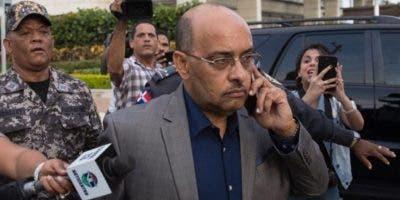 El suspendido funcionario en SPM fue interrogado por la Procuraduría General.  archivo