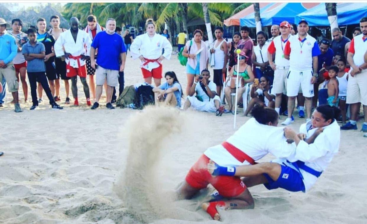 RD irá a mundial de Sambo con siete atletas