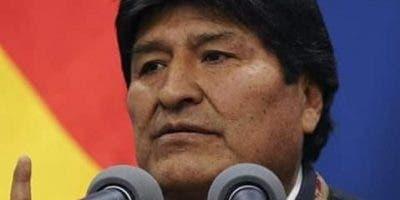 El Frente Amplio rechazó el golpe de Estado contra Evo Morales en Bolivia.