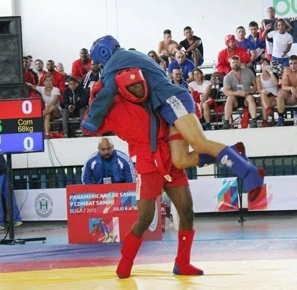 Sambo dominicano se destaca en Campeonato Mundial en Corea