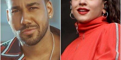Romeo Santos y Rosalía