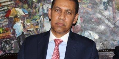 Guido Gómez Mazara, dirigente del PRD.