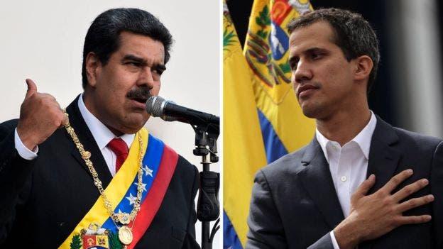Maduro y Guaidó- un 'statu quo' de no agresión que cumple seis meses