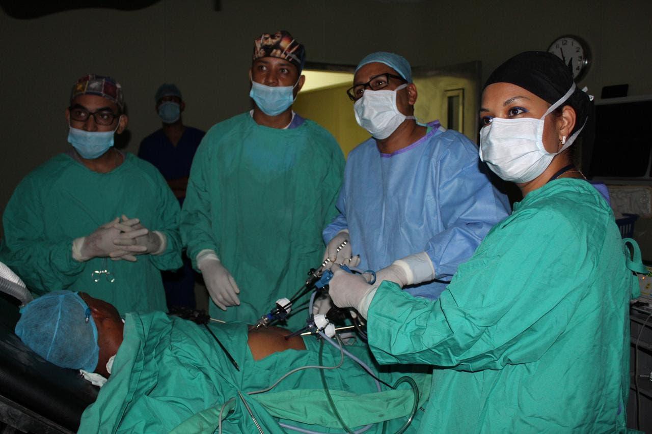 Especialistas realizan cirugía a paciente llevaba 20 años sin ingerir alimentos sólidos