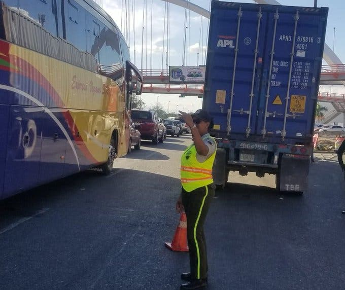 DIGESETT reforzará viabilización en avenidas por Viernes Negro