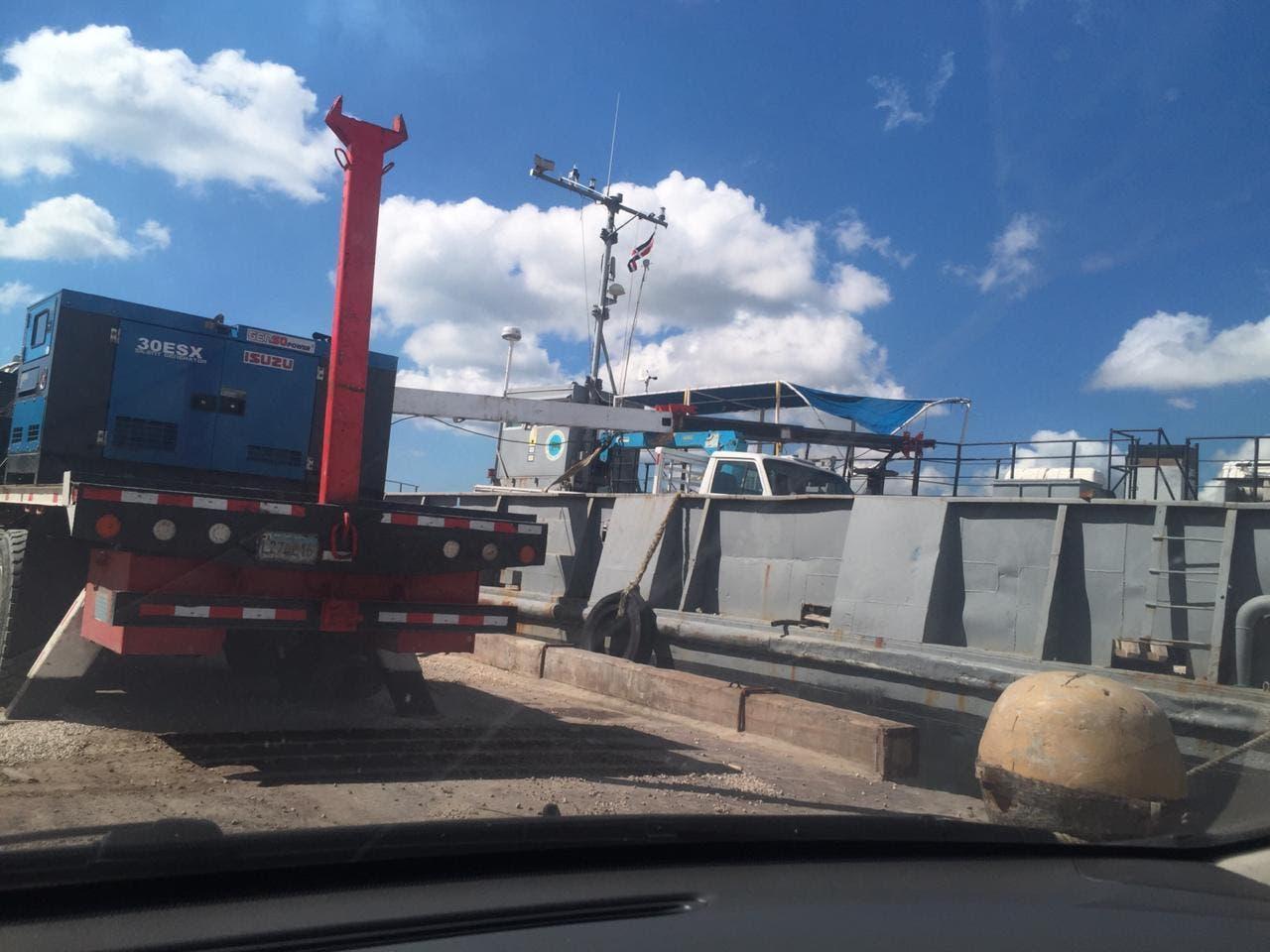 Oficial superior de la Armada muere en accidente en puerto de San Pedro de Macorís