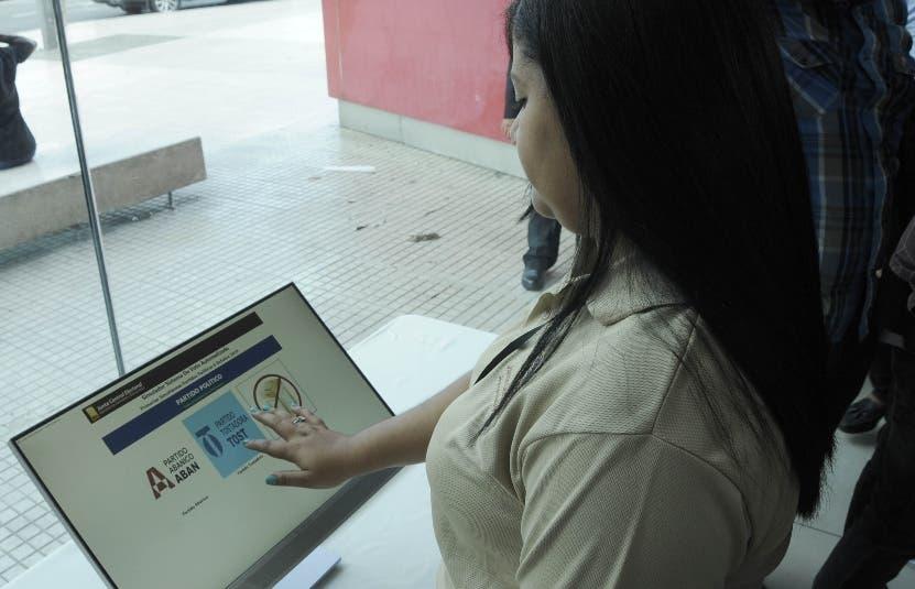 OEA propone ONG para auditar voto automatizado