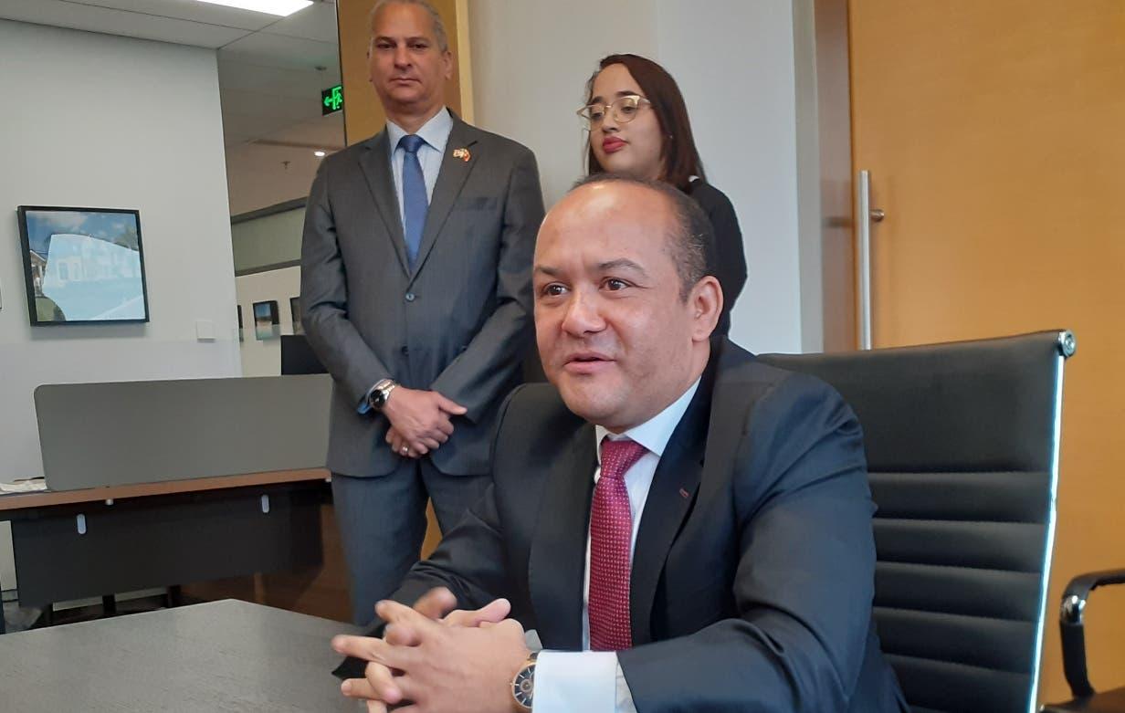 República Dominicana busca crear confianza en empresarios chinos