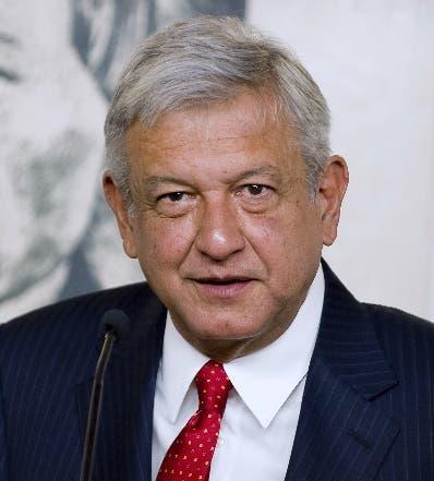 López Obrador celebra la firma del T-MEC