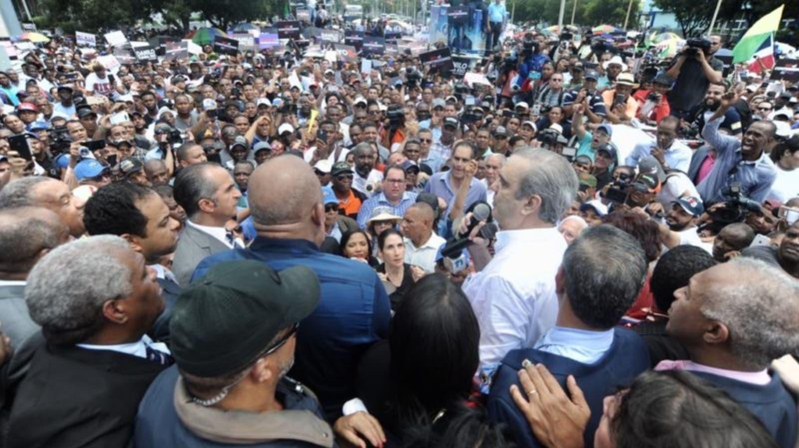 Año 2019 registra acontecimientos históricos en la política dominicana