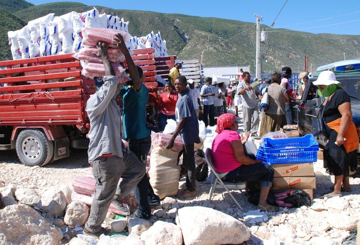 Crisis Haití provoca notable baja en comercio fronterizo