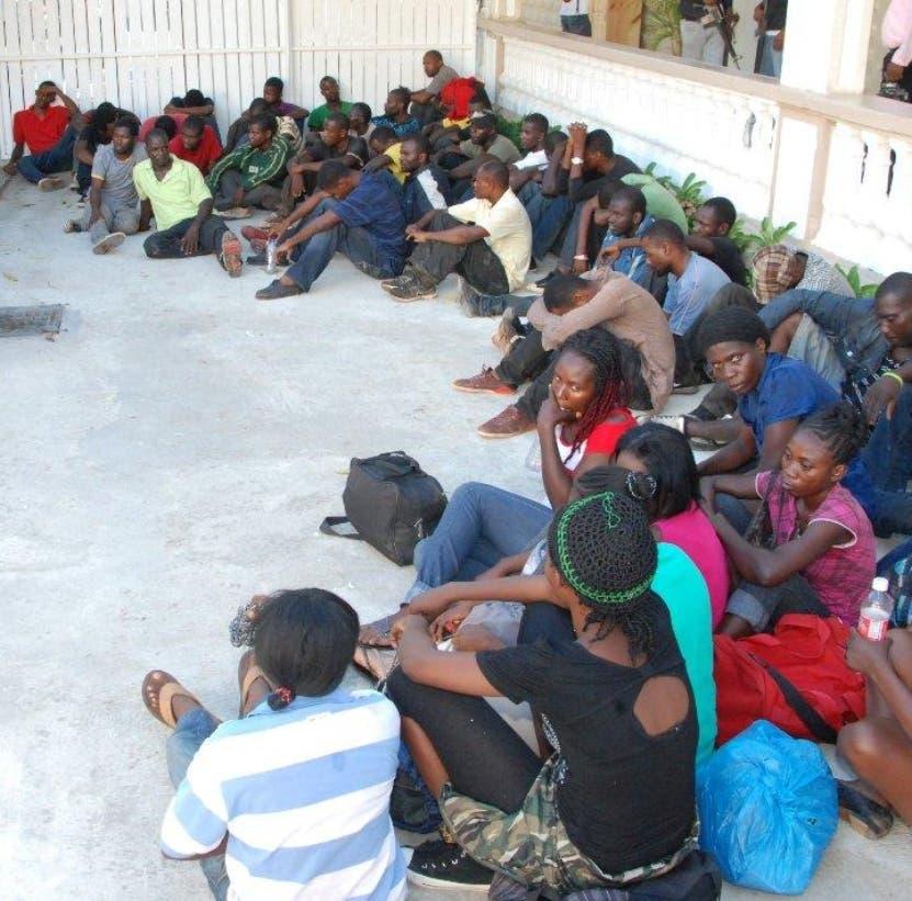 Bahamas continúa  plan contra haitianos