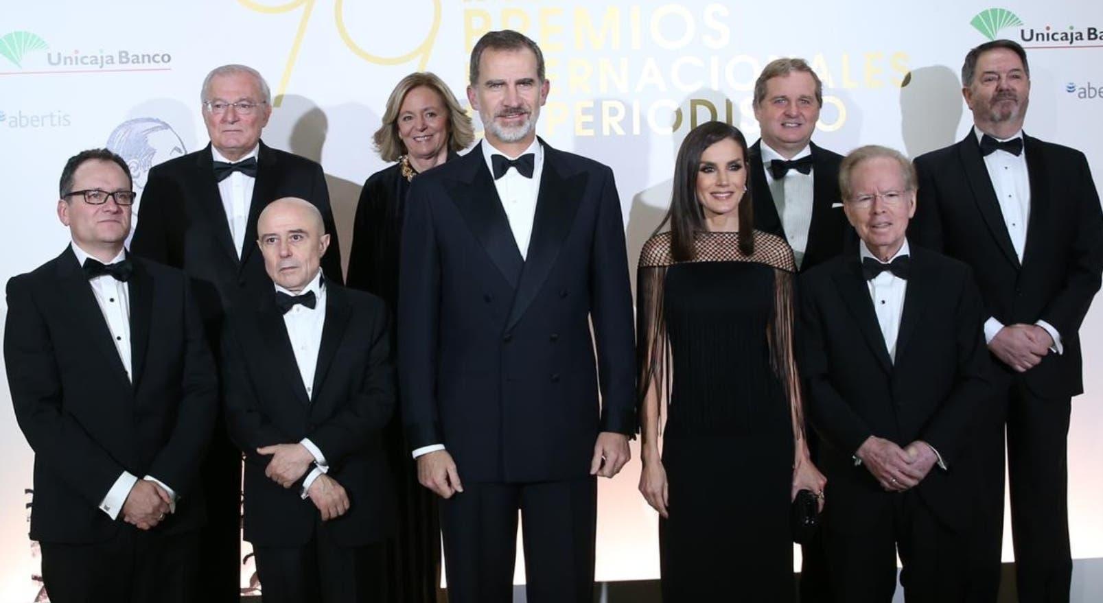 Rey de España destaca que la prensa ha superado pronósticos pesimistas