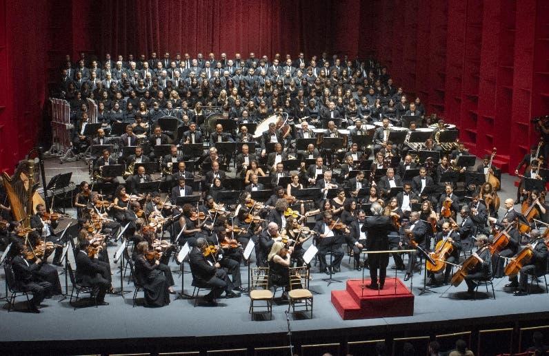 La Temporada Sinfónica termina con buen recital