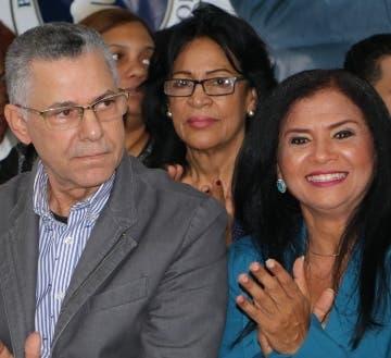 Dirigente Alpaís irá como vice de Manuel Jiménez