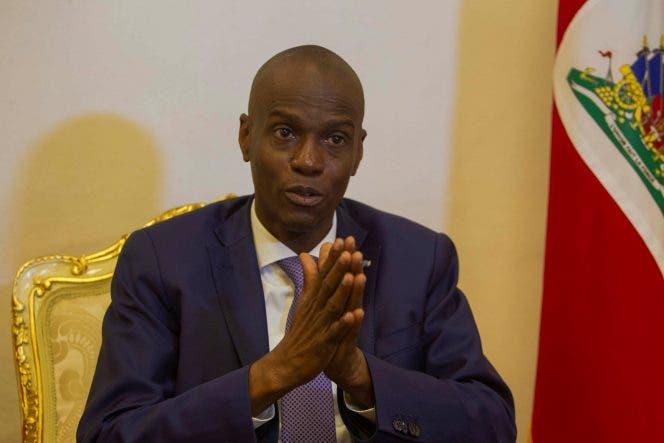 El presidente de Haití garantiza elecciones y reforma constitucional en 2021