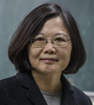 Tsai Ing-wen gana la reeleción en Taiwán