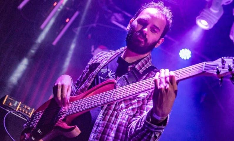 Bajista Lambertucci sigue produciendo