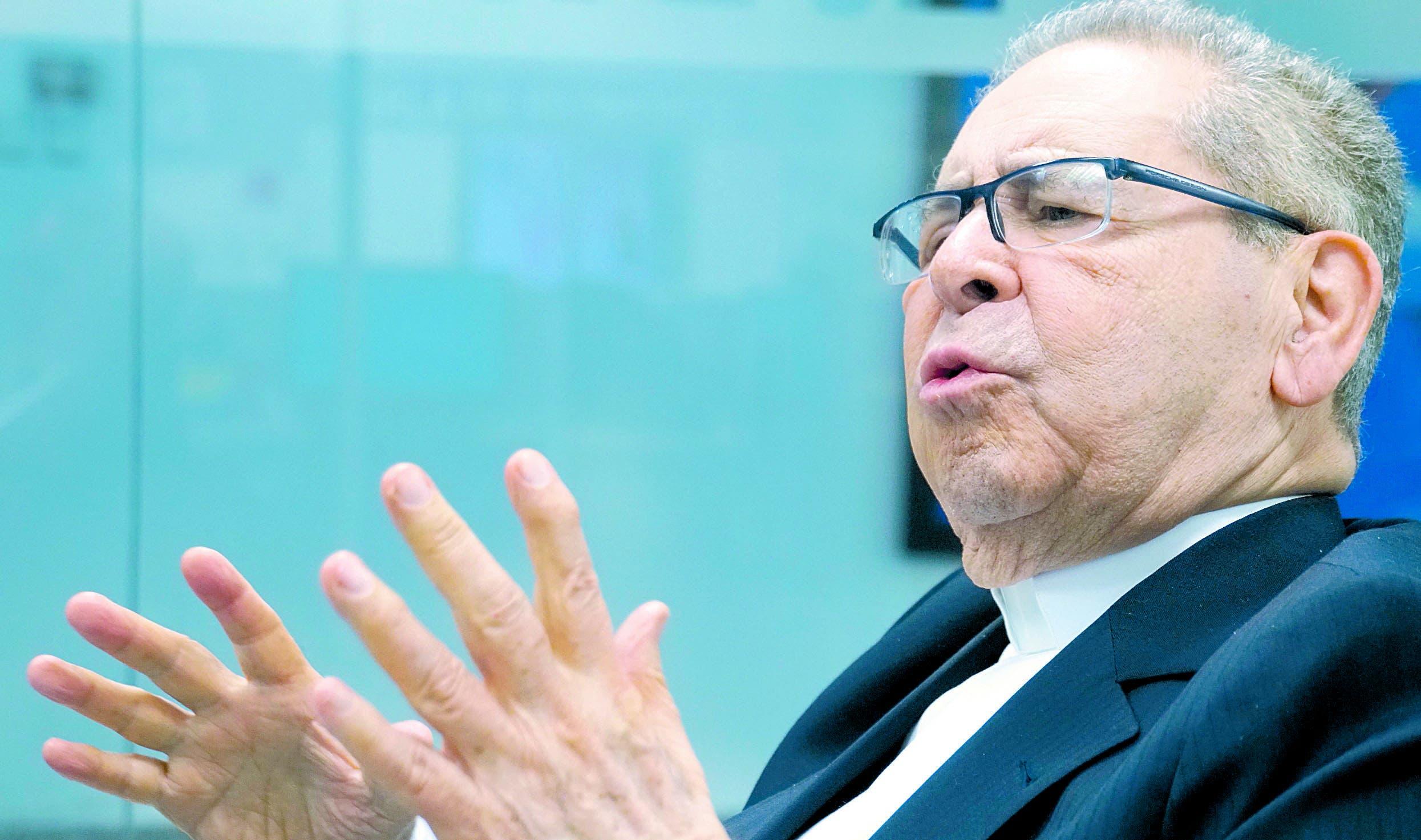 Agripino Núnez Collado:  Balaguer,  Bosch y Peña Gómez pensaban en el país