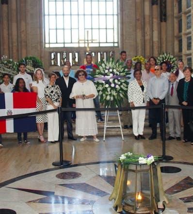 Entidades rinden homenajes a Hostos