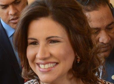 Margarita Cedeño: el diálogo con resultados siempre nos ha llevado por la ruta correcta