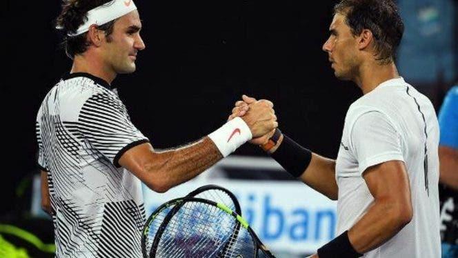 Federer y Nadal, seguros de que todo irá bien en Melbourne