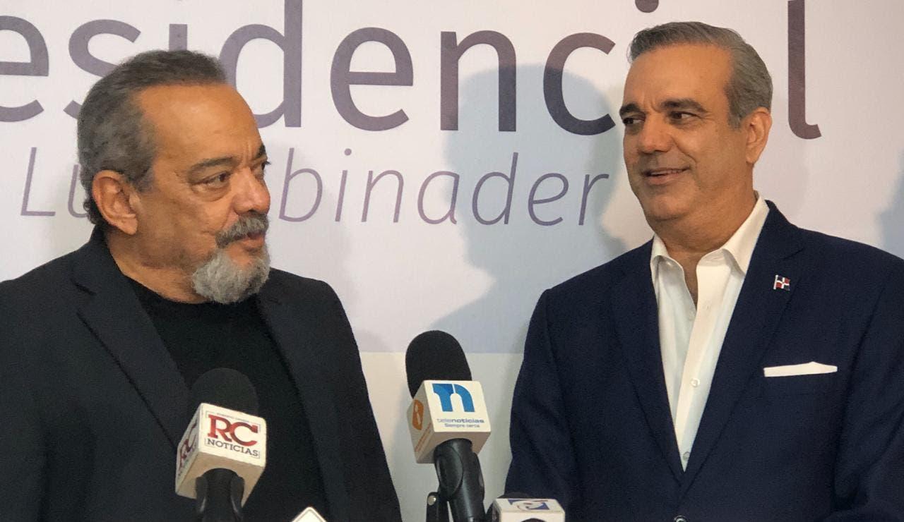 Alfonso Rodríguez es designado en el Gabinete Presidencial de Luis Abinader