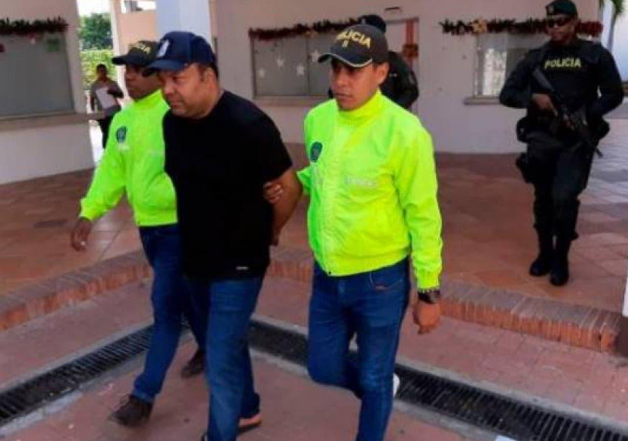 Colombia judicializa a «César el abusador» por asesinato de otro recluso