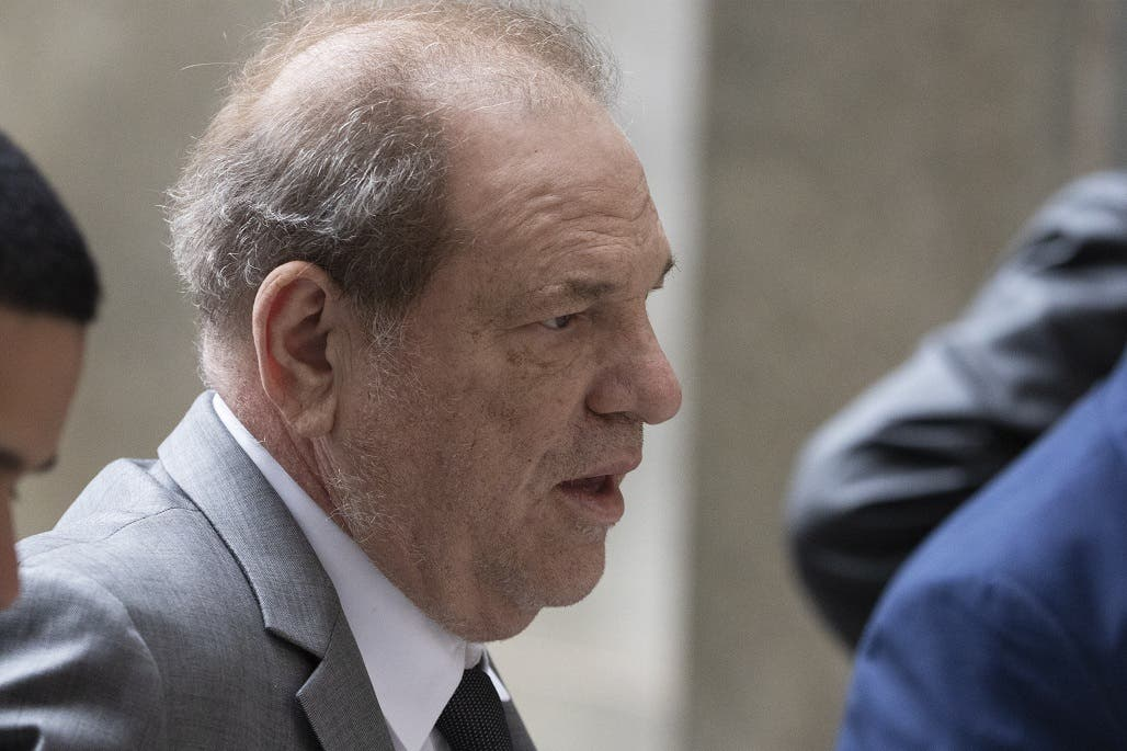 Jurado halla a Weinstein culpable de violación en tercer grado