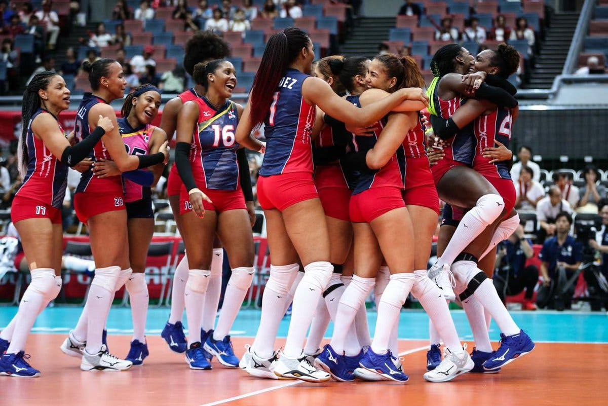 Las Reinas del Caribe clasifican para Juegos Olímpicos Tokio 2020 tras vencer 3-0 a Puerto Rico