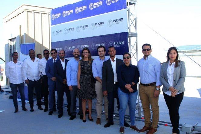 PUCMM inaugurá laboratorio de eficiencia energética y energías renovables
