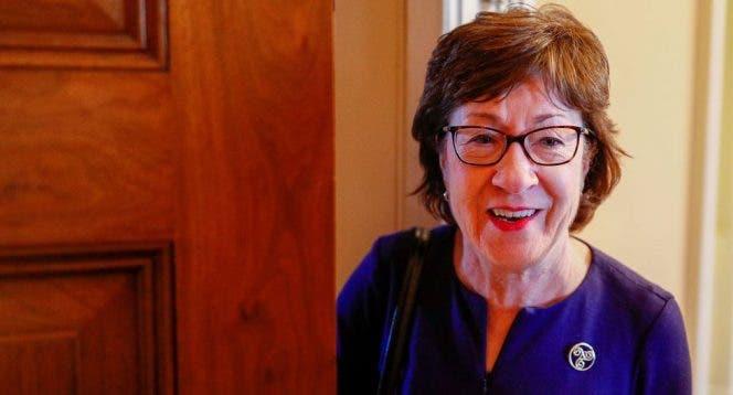 Senadora podría dar giro inesperado en juicio a Trump